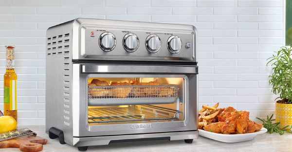 Air Fryer Toaster Oven User Guide